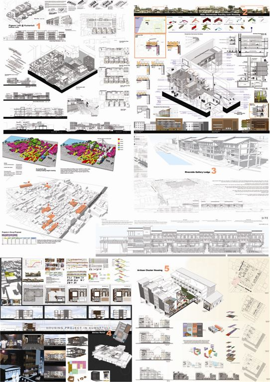 Architectural Design Schoolghantapic